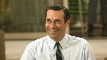 <i>Mad Men</i>'s Don Draper is a perfect example of the 'log of wood' type of masculinity.