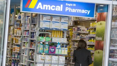 Amcal has been criticised for offering free health checks to customers.
