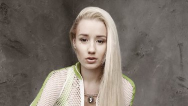Iggy Azalea has once again landed herself in hot water.