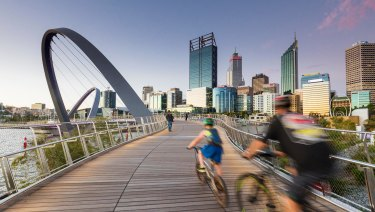 The number of WA people moving to Perth has consistently overshadowed the number of people moving from Perth.