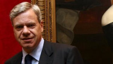 Liberal Party president Michael Kroger took to the witness stand on the opening day.
