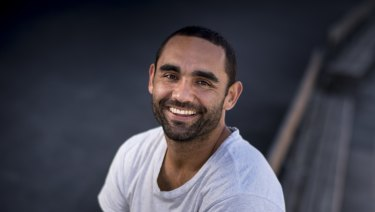 Shaun Burgoyne concedes he didn't expect to still be juggling the dual demands of parenthood and being an elite sportsman in the year he turns 36.