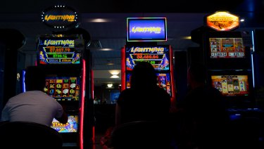 Wesfarmers has said it would like to get rid of its more than 3000 poker machines.
