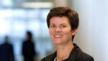 KPMG Australia chairman Alison Kitchen said the whole of society would benefit if womens' participation rates lifted.