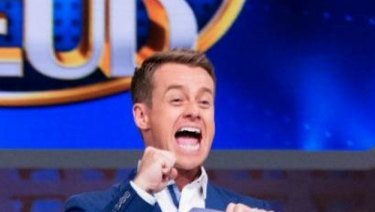 Grant Denyer has confirmed Family Feud is being put on the backburner.