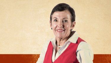 Kate Carnell wants greater powers to investigate small business complaints against the ATO.
