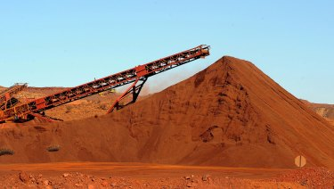 Atlas Iron is the subject of a takeover war between some of the country's biggest iron ore miners.