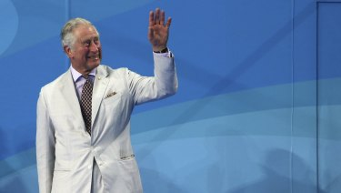 Britain's Prince Charles.