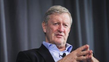 Qantas chairman Leigh Clifford