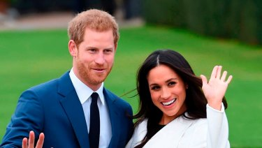 Prince Harry and Meghan Markle's wedding will be shown live at the George Harcourt Inn.