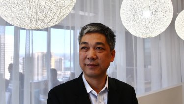 Yin Rongfang, president of global sales for Trina Solar, says expansion beyond module production is essential for solar firms to keep expanding.