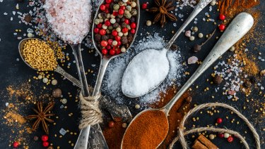 Get spicy with these pantry apps.