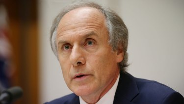 Critical of the ATAR: Chief Scientist Alan Finkel.