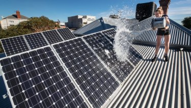Bundaberg's solar rooftop boom puts it in the ranks of Australia's top five large-scale solar farms.