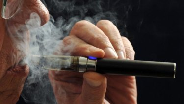 E-cigarettes containing nicotine remain banned in Australia without a prescription.
