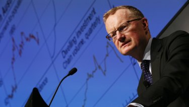 RBA governor Philip Lowe has a dilemma on his hands.