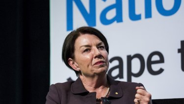 Australian Banking Association CEO Anna Bligh said the open banking regime would represent a significant shift in power.