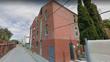 The Regal boarding house on Little Grey Street in St Kilda.