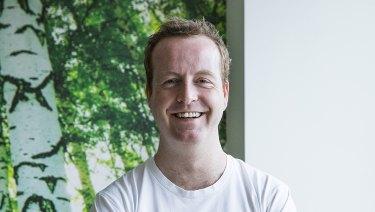 Ed McManus, CEO Meridian Energy Australia and Powershop