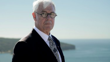 Julian Burnside claims senior politicians are guilty of international crimes.