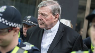 George Pell has been committed to stand trial.