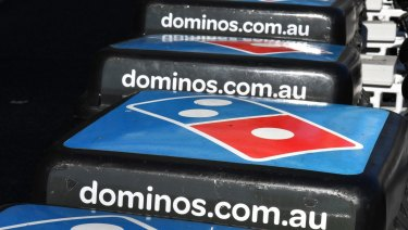 Domino's could receive a boost from a shrinking Retail Food Group.