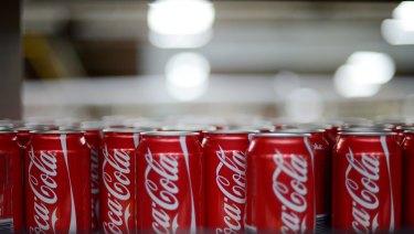 Coca-Cola Amatil's profits dipped in 2017,