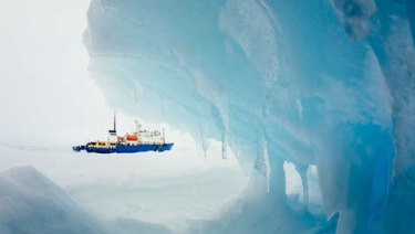 Australia is losing ground in Antarctica, scientists warn.