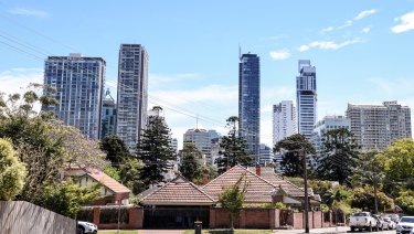 Housing markets around Australia are showing signs of cooling.