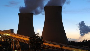 A series of heatwaves pushed the brown coal-fired power stations to their limits.