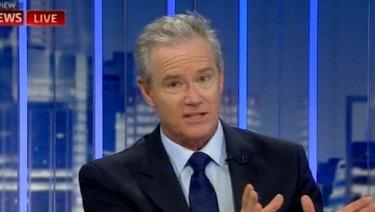 Ross Cameron on Sky News.