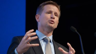 Ken Brinsden, chief executive officer of Pilbara Minerals.
