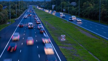 Early indications suggest the lowered speed limits on the M1 reduced crashes.