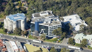 EG Funds Management has purchased 7 City View Road at Pennant Hills.