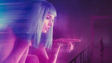 A still from Blade Runner 2049.