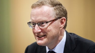 'Household incomes are growing slowly': Philip Lowe, RBA Governor.