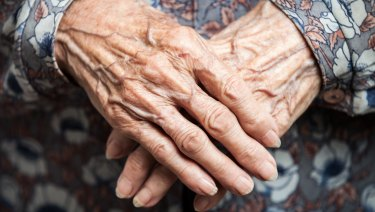 Much of the recent increase in longevity is because of extending lifespan in old age.
