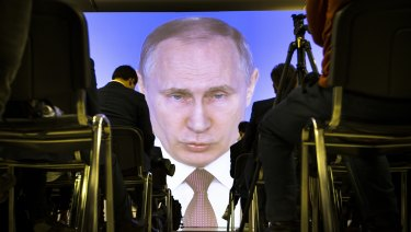 Russian President Vladimir Putin appears to believe he can act with impunity, relying on flimsy deniability and all the while vindictively eradicating opposition.