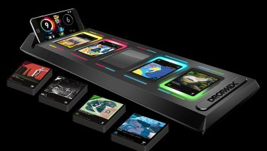 Dropmix is like a mix between a board game, a video game and a full DJ kit.