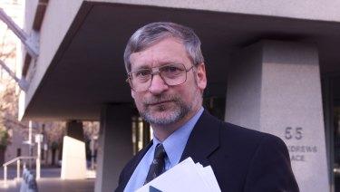 Sentencing Advisory Council chairman Arie Freiberg.