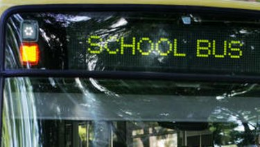 More than 440 school buses in Victoria will be fitted with scanning devices.