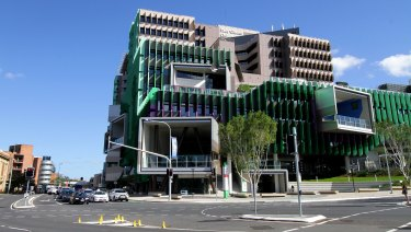 The Lady Cilento Children's Hospital will be among those to receive more concessional car parks.