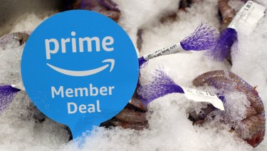 The program is similar to Amazon's Prime scheme, which gives members discounts at Whole Foods supermarkets.