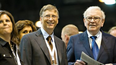 Warren Buffett and Bill Gates are not the biggest bitcoin fans.