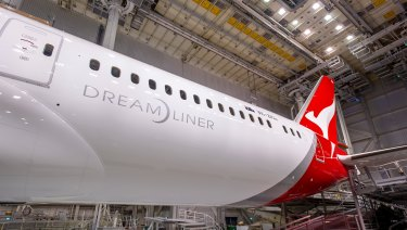 Qantas is adding 787 Dreamliners to its fleet and is eyeing jets that can fly even further.