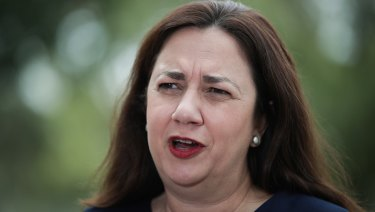 Premier Annastacia Palaszczuk says she will not sign the proposed hospital funding arrangement at Friday's COAG meeting.
