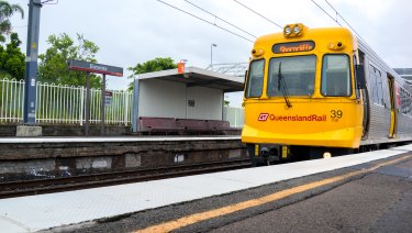 Queensland Rail has 35 of the 200 required new train drivers working on its network.