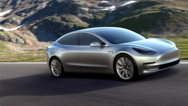 The Model 3 is crucial to Tesla's success.