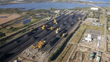 High quality thermal coal from the Hunter Valley will see increased uptake in South East Asia.