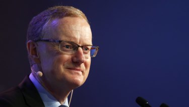 Philip Lowe, governor of the Reserve Bank of Australia, last year called for workers to negotiate harder for pay rises.